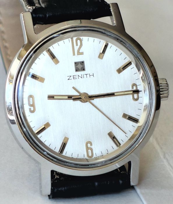 "Zenith - Surf - ""NO RESERVE PRICE"" - 01.1280.360 - Hombre - 1970-1979"