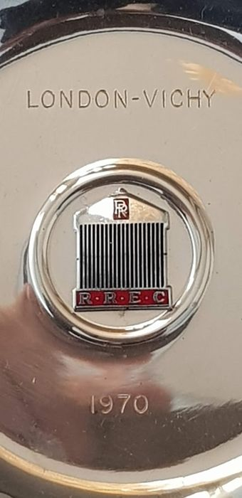 Decorative object - Rolls-Royce Enthusiast's Club - 1970-1970