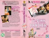 DVD / Video / Blu-ray - VHS videoband - The Pink Panther