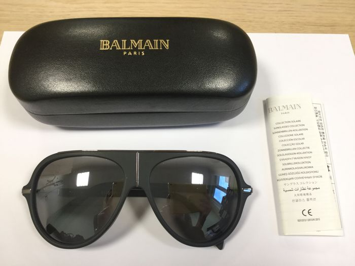 Balmain - Never Used - NO RESERVE PRICE - Sunglasses