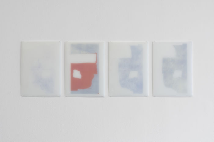 Camille Lavaud - Untitled, oeuvre comprenant 4 exemplaires