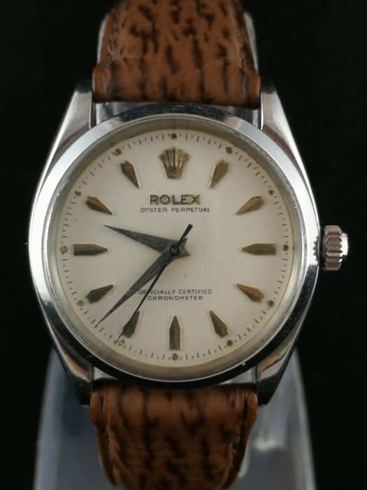 Rolex - Oyster Perpetual  - 6564 - Hombre - 1950-1959