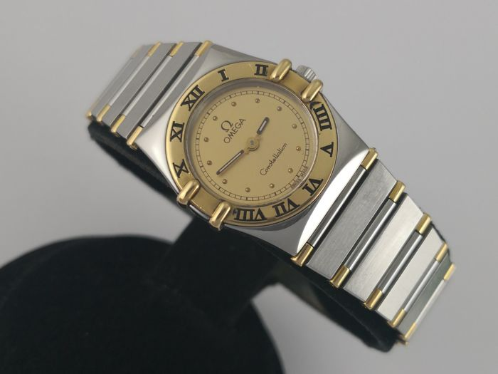 Omega - Constellation Ladies ***No Reserve Price*** #gift2018 - Ref. 795.1080 (Cal. 1455) - Mujer - 1991
