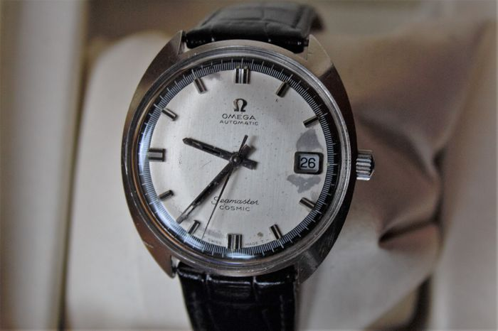 """Omega - Seamaster Cosmic - """"NO RESERVE PRICE"""" - ST 166.0026 - Homme - 1960-1969"""