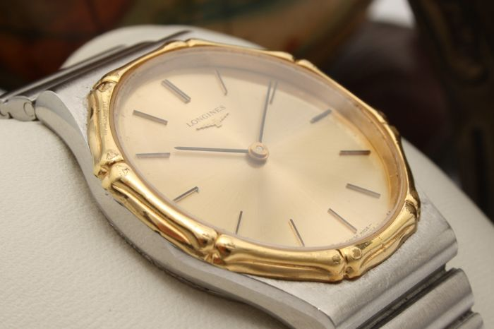 "Longines - ""NO RESERVE PRICE"" - Ref. 19090817 • Cal. 428 - Hombre - 1980s"