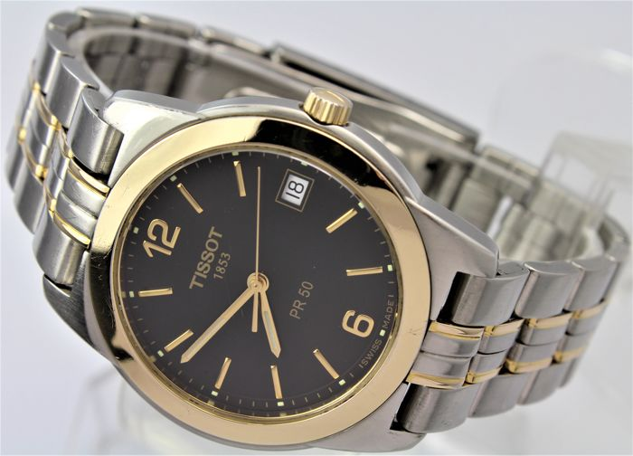 Tissot - PR 50 Swiss Made - Perfect Condition - Homme - 2011-aujourd'hui