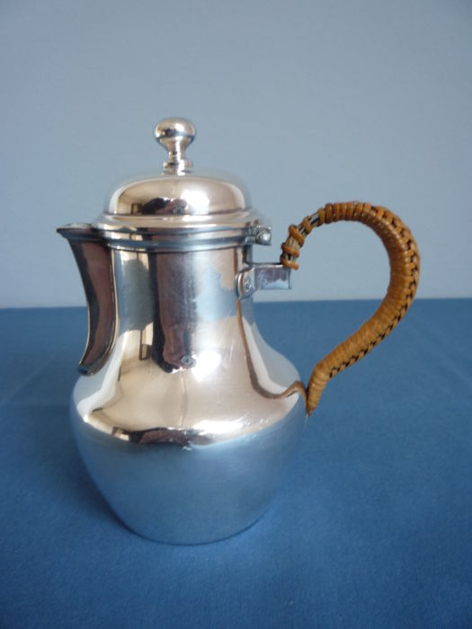 Coffee Pot - Silverplate - France - 1900-1949