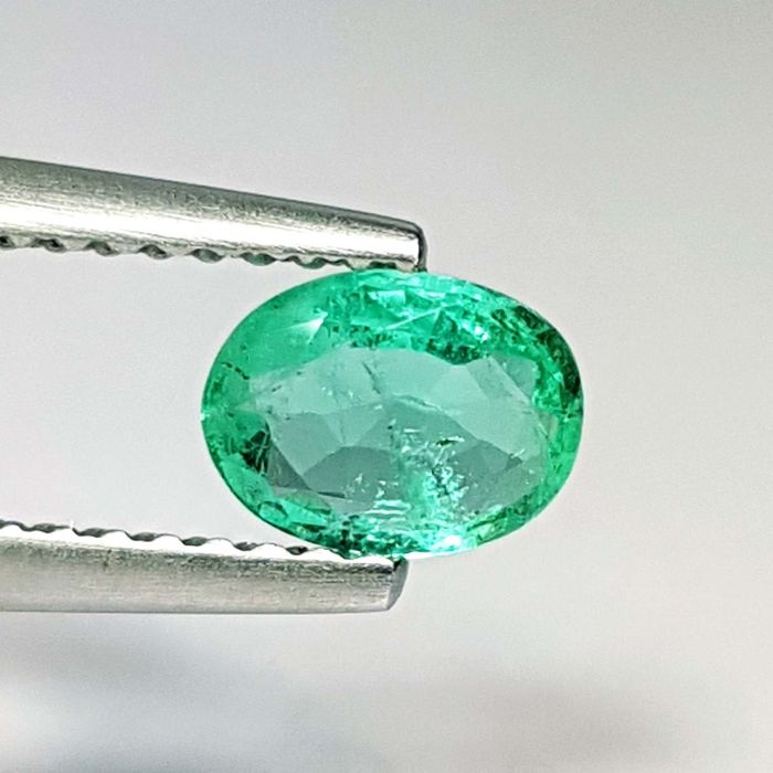 0.52 ct - Colombian Emerald - No Reserve