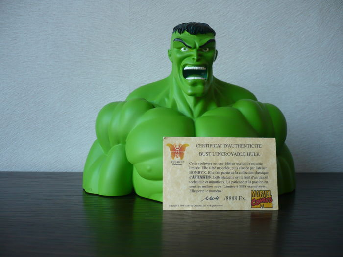 The Hulk - L'incroyable Hulk - First edition - (1997) - Catawiki