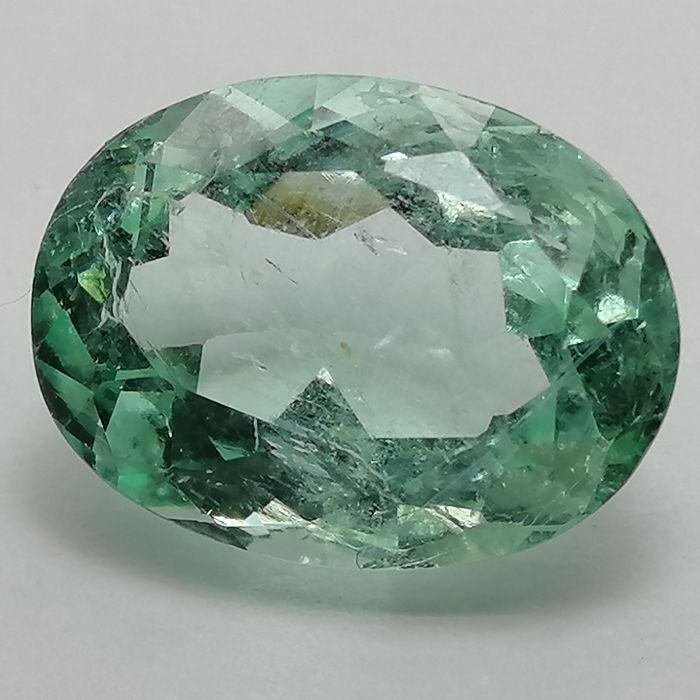 Esmeralda Colombiana - 6.49 ct