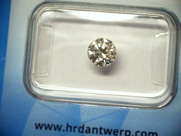 Diamond - 0.80 ct - Briliant - I - SI2
