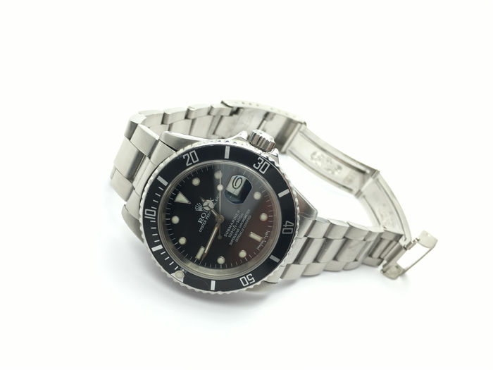 Rolex - Submariner - 16610 - Men - 1990-1999