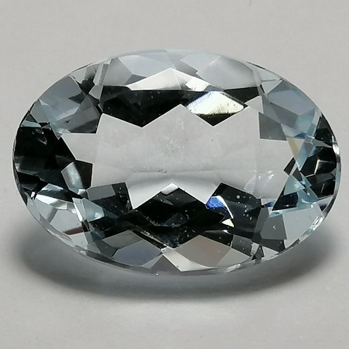 Aquamarijn - 3.96 ct