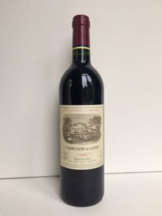 1998 Carruades de Lafite, 2nd wine of Ch. Lafite Rothschild - Pauillac - 1 Flaska (0.75 l)
