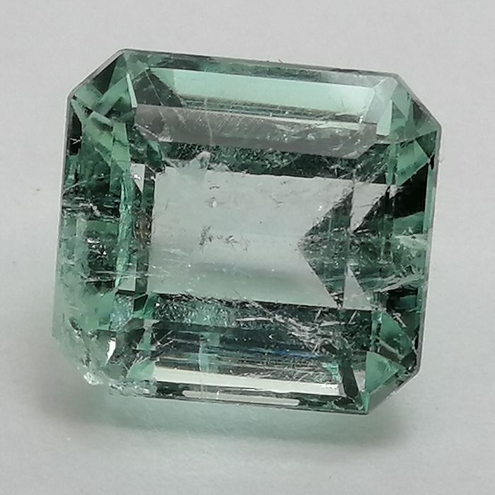 Colombian emerald - 4.34 ct