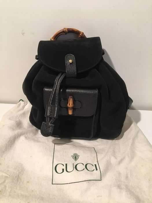 583a1eded8e Gucci - Bamboo Backpack - Catawiki