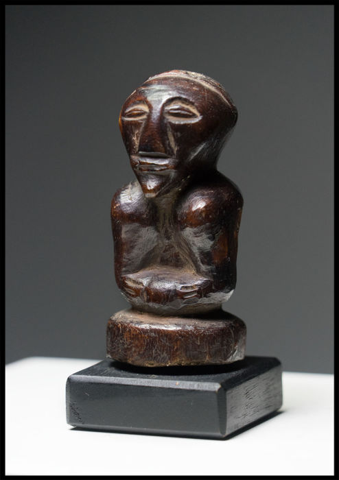 'Nkisi' Songye, Small Fetish / Half Figure / D.R. Congo,
