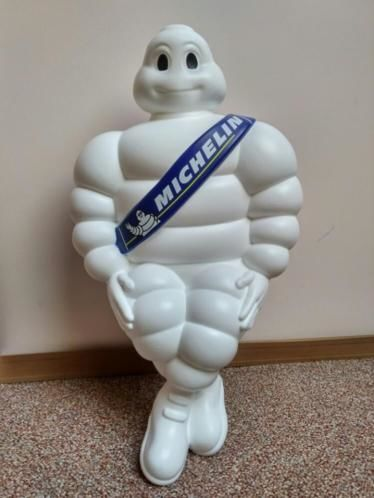 Emblem / Mascot - Michelin Doll Original - 2017-2017 (1 items)