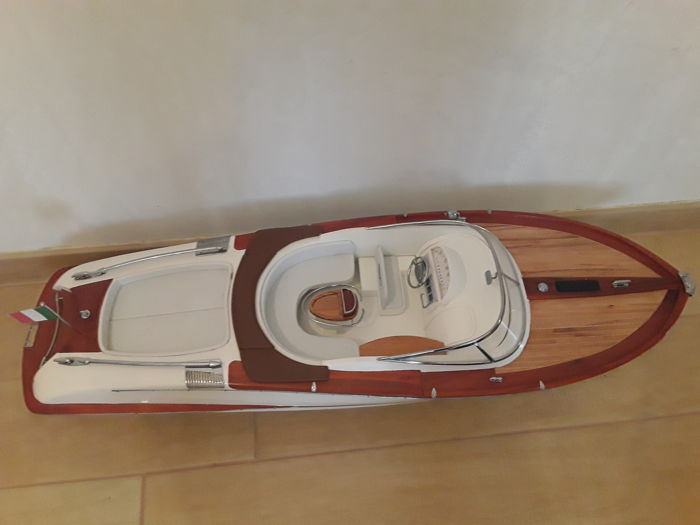 Scale model Riva 90 cm - Wood - 2017