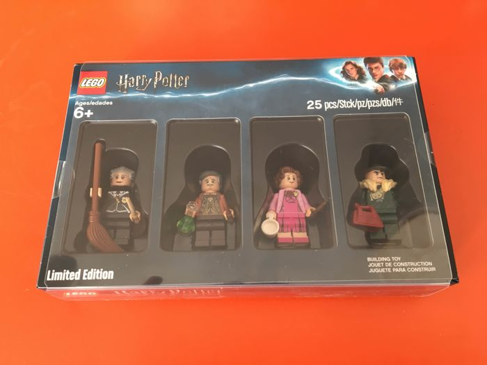 LEGO Harry Potter 5005254 Bricktober Mini Figure Collection Limited Edition New