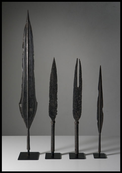 Iron Spear Heads / Congo