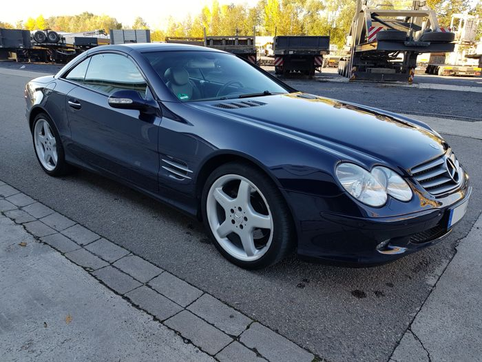Mercedes-Benz - 500 SL - 2002