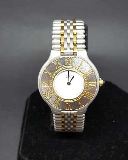 Cartier - Must 21 - Ref. 9010 - Mujer - 1990-1999
