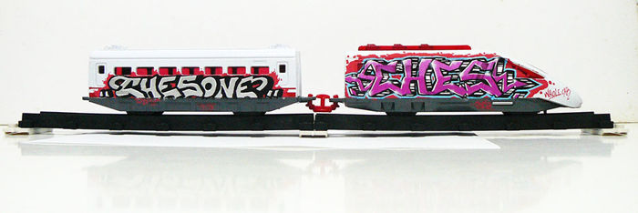 Ches - Bombing Trains