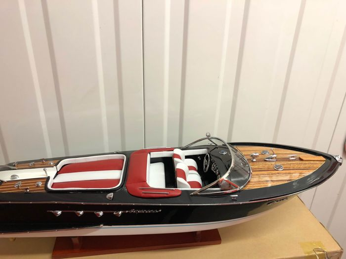 Riva Aquarama 67 cm special version - Wood - 2018