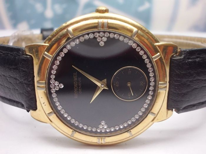 Raymond Weil - Geneve Diamante  - model no. 9815 - Homme - 1990-1999
