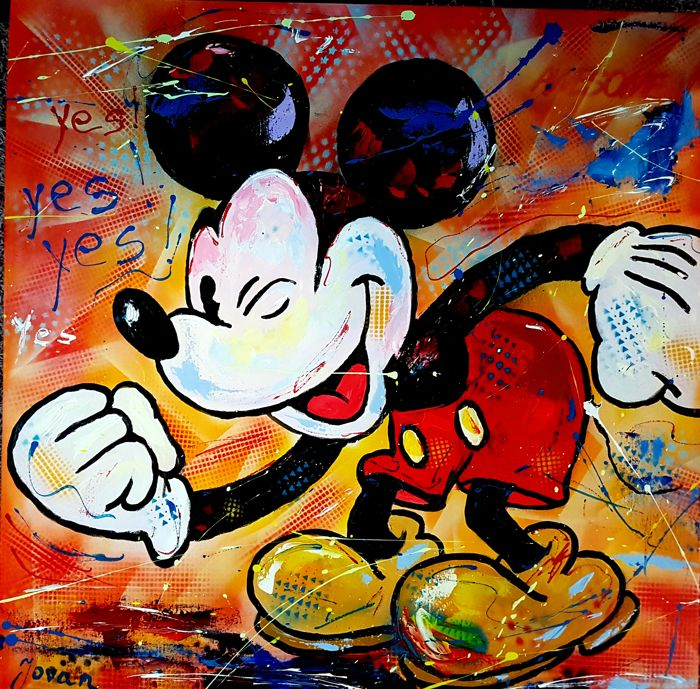 Jovan Srijemac -  Mickey Mouse , Yes , Yes..