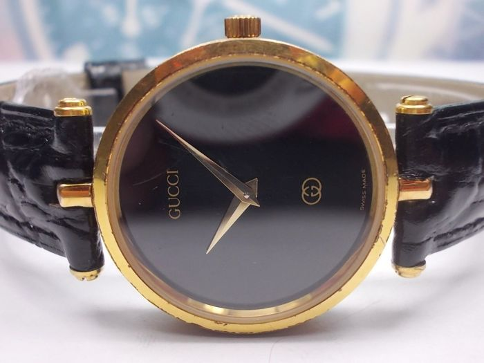 Gucci - Gold plated - model no. 2000M - Unissexo - 1980-1989