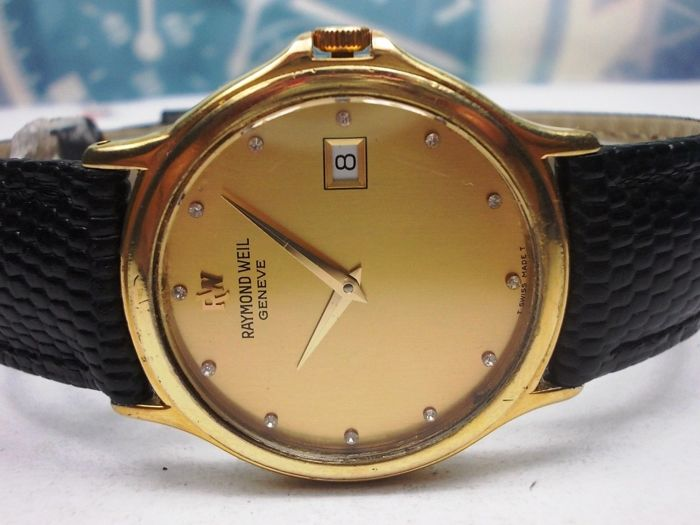 Raymond Weil - Geneve - model no. 5568 - Heren - 1990-1999