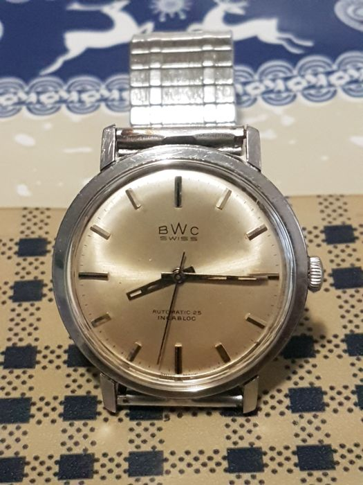 BWC-Swiss - Classic - Homme - 1960-1969