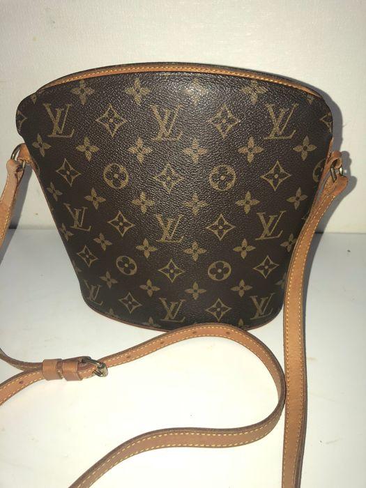 Louis Vuitton Drouot monogram Bandolera Catawiki