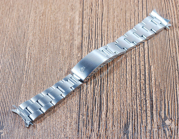 Rolex - 19mm Oyster Stainless Steel Bracelet - 78350 - Men - 1980-1989