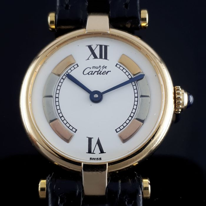 Cartier - Must de Cartier vermeil  - Women - 2000-2010