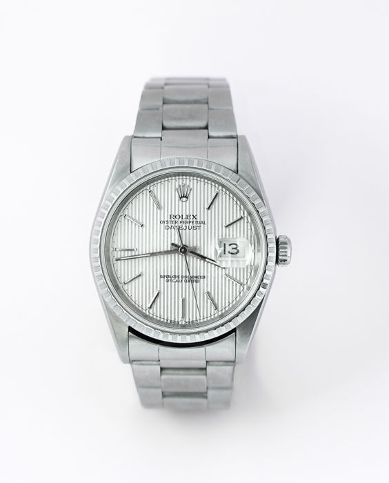 Rolex - Oyster Perpetual Datejust - 16220 - Men - 1990-1999