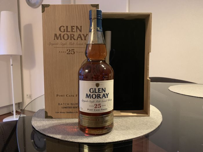 Glen Moray 1988 25 Year