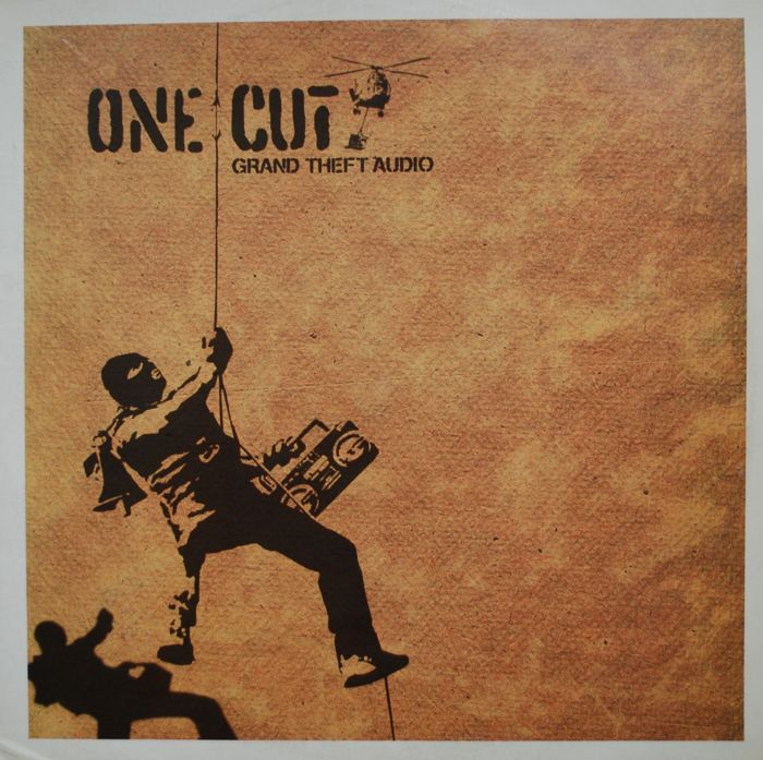 Banksy - One Cut - Grand Theft Audio