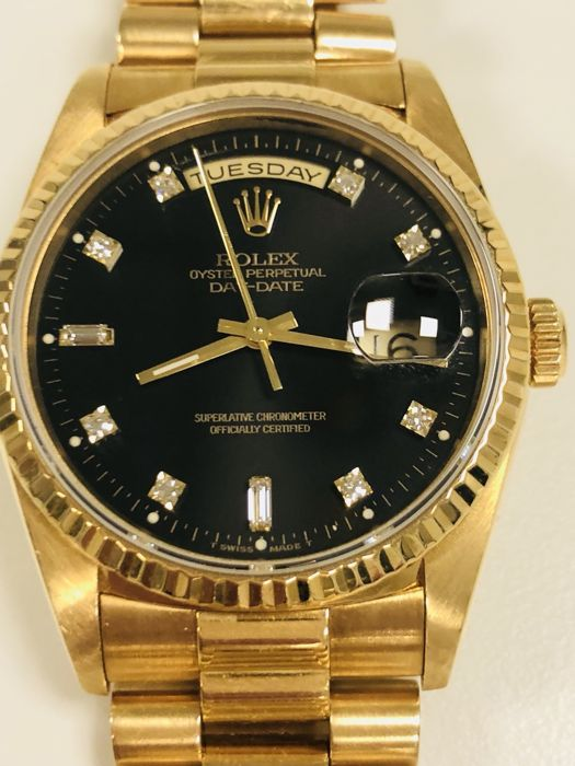 Rolex - President Day Date - 18238 - 男士 - 1990-1999