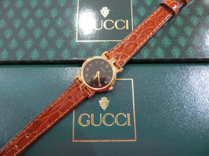 Gucci - 3400L - ¨NO RESERVE PRICE¨ - Mujer - 1980-1989
