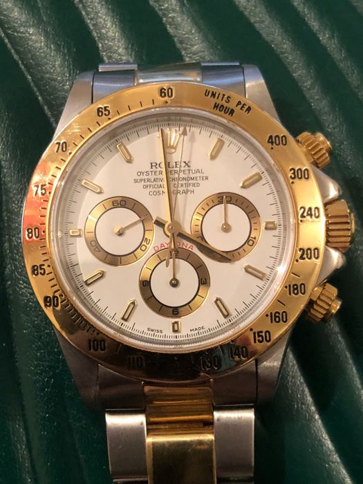 rolex daytona cosmograph 16523 herren 1990 1999. Black Bedroom Furniture Sets. Home Design Ideas