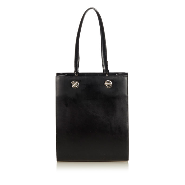 Cartier - Leather Panthere Tote