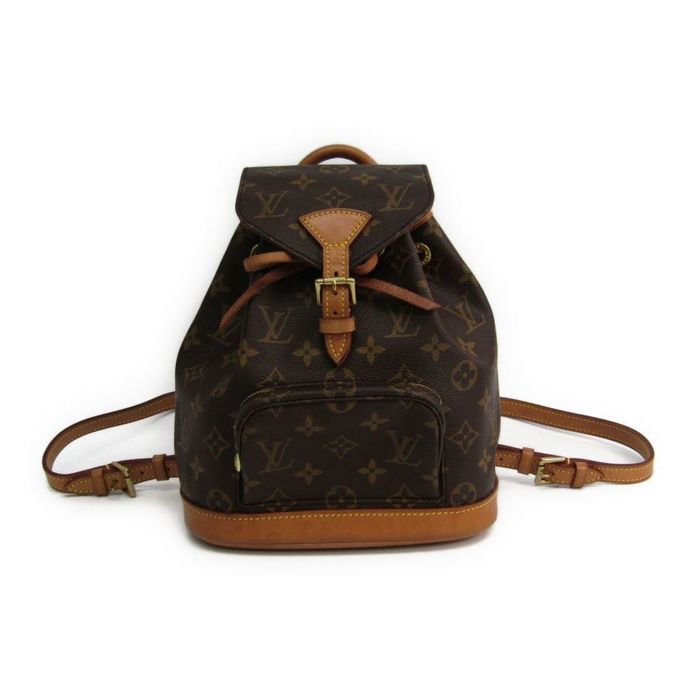 Louis Vuitton - Monogram Mini Montsouris M51137 Sac à dos - Catawiki 515d530e021