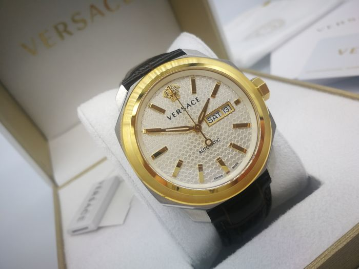 Versace - Dylos - Limited Edition - Automatic -  VQI020015 - Heren - 2011-heden