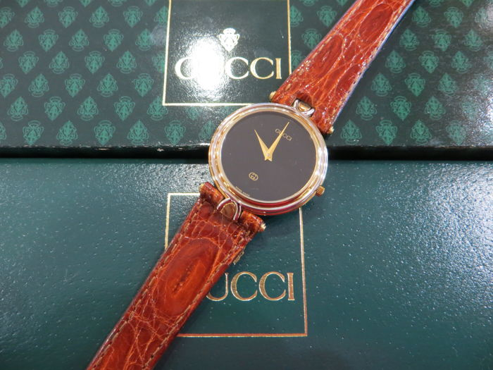 Gucci - 4500M - ¨NO RESERVE PRICE¨ - Mujer - 1980-1989