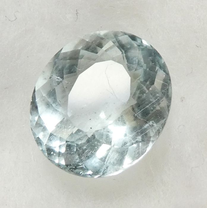 Aquamarine – 3.03 ct – No Reserve Price