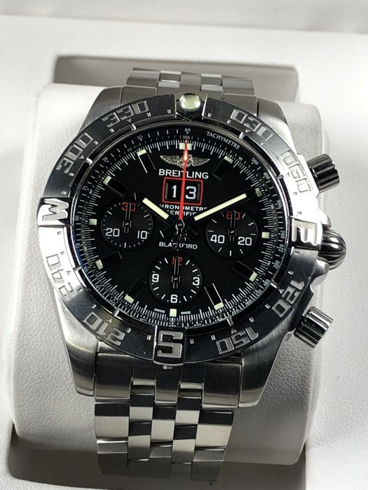 Breitling - Blackbird Limited Edition Chronograph Automatic - A44360 - Hombre - 2011 - actualidad