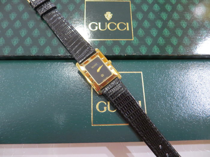 Gucci - 4200 - NO RESERVE PRICE - Mujer - 1980-1989